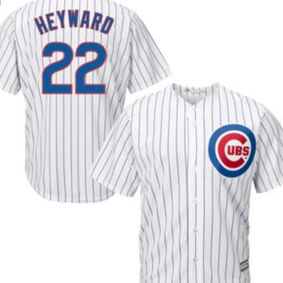 best loved cc86e 2aef0 Chicago Cubs Men's Jason Heyward Jersey
